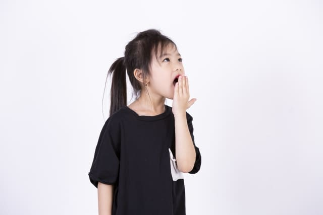 マスクして寝る効果を得るコツ:口部分だけを覆わないように注意!