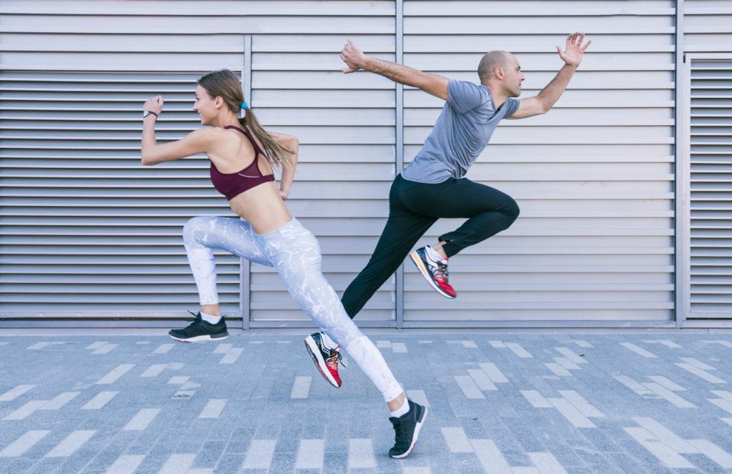 SITトレーニングとの違いは運動時間とインターバル時間の配分