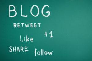 ブログを始めて6ヵ月目筋トレ記事を尊敬する人にリツイートされた