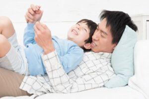 父親も子供の学習障害を認め親としての考え方を変えよう
